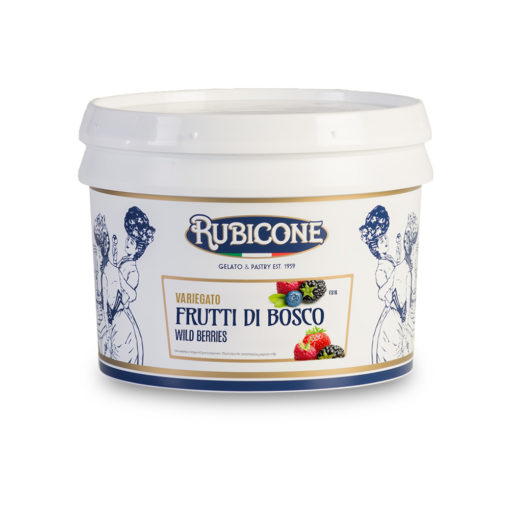 F316 FruttiBosco WildBerries - VARIEGATO WILD BERRIES
