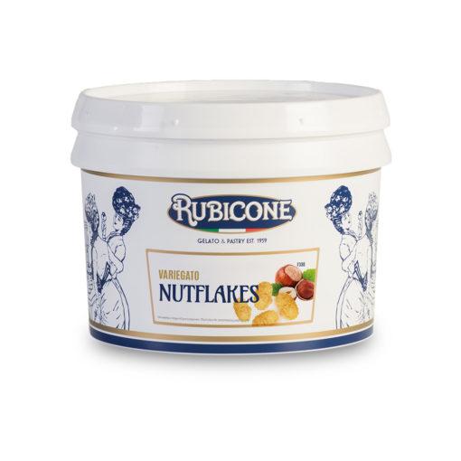 F338 Nutflakes - VARIEGATO NUTFLAKES
