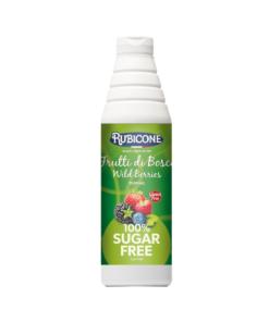 F426 Topping Frutti di Bosco SugarFree - Fit gelato