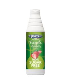F428 Topping Fragola SugarFree - Fit gelato