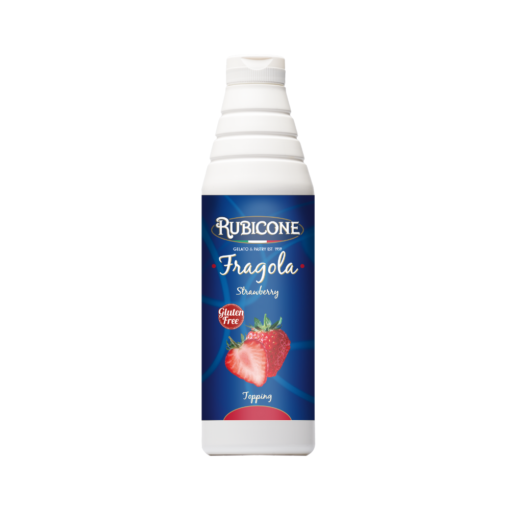 F444 Topping Fragola - TOPPING FRAGOLA