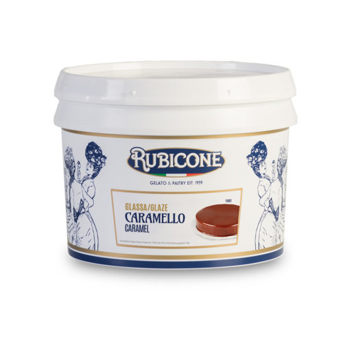 F602 Caramello Caramel - MIRROR GLAZE CARAMEL
