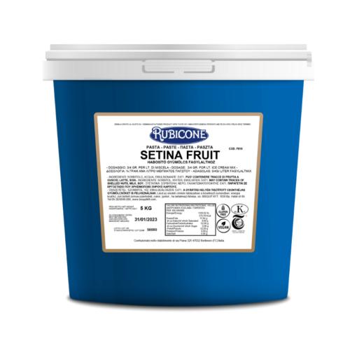 F819 Setina Emulsionante a Freddo - SETINA FRUIT EMULSIFIER PASTE