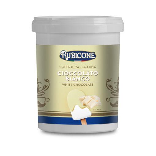 F856 Cioccolato Bianco Copertura - COPERTURA CIOCCOLATO BIANCO