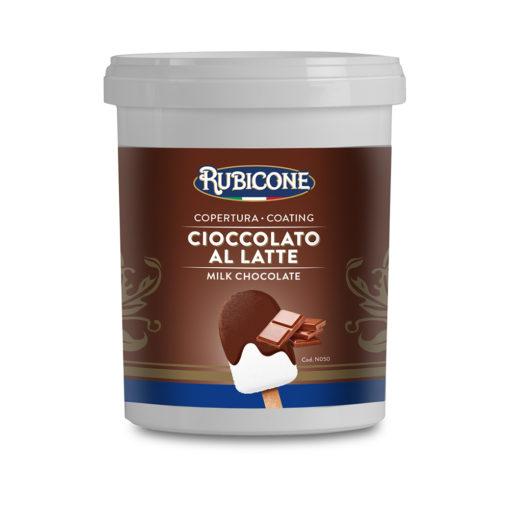 N050 Cioccolato Latte Copertura - MILK CHOCOLATE COATING