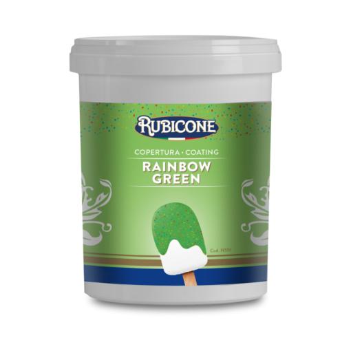 N551 Copertura Rainbow Green 2 - RAINBOW GREEN COATING