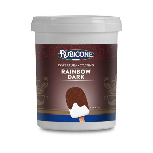 N552 Rainbow Dark Copertura - COPERTURA RAINBOW DARK