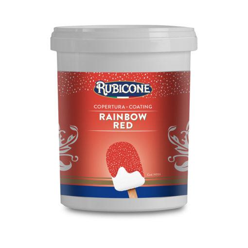 N553 Rainbow Red Copertura - COPERTURA RAINBOW RED