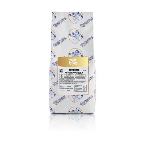 N600 Supreme White Vanilla - MILKSHAKE SUPREME WHITE VANILLA