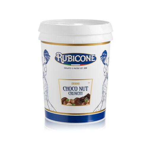 N679 ChocoNutCrunchy Cremino - CREMINO CHOCO NUT CRUNCHY