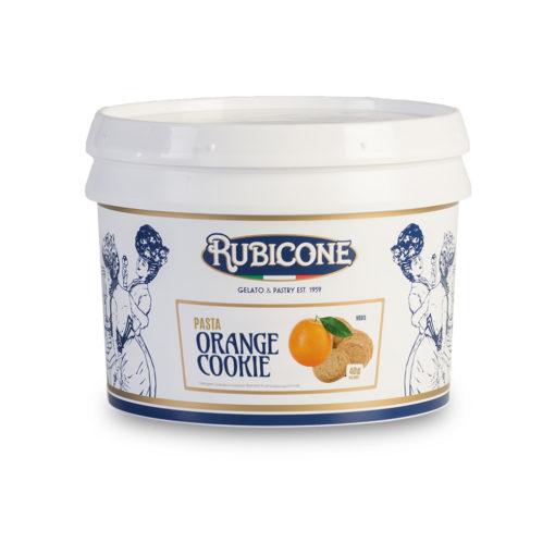 N693 Orange Cookie - ORANGE COOKIE