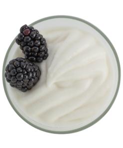 cream ice yogurt cerchio - CREAM-ICE YOGURT