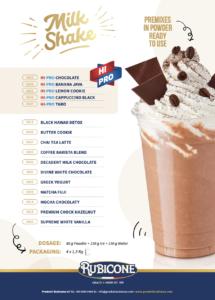 Cover Milkshake - Catalogues & Brochures
