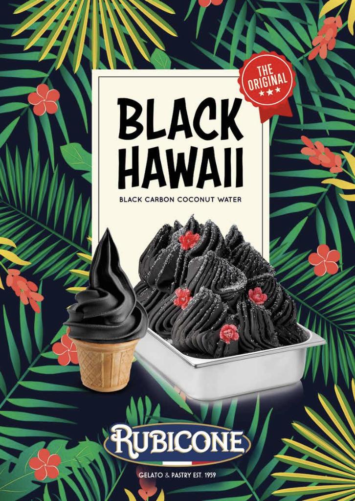 Cover black hawaii - FLYER BLACK HAWAII