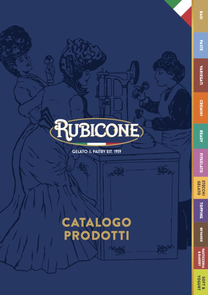 Cover catalogo rubicone - CATALOGO PRODOTTI