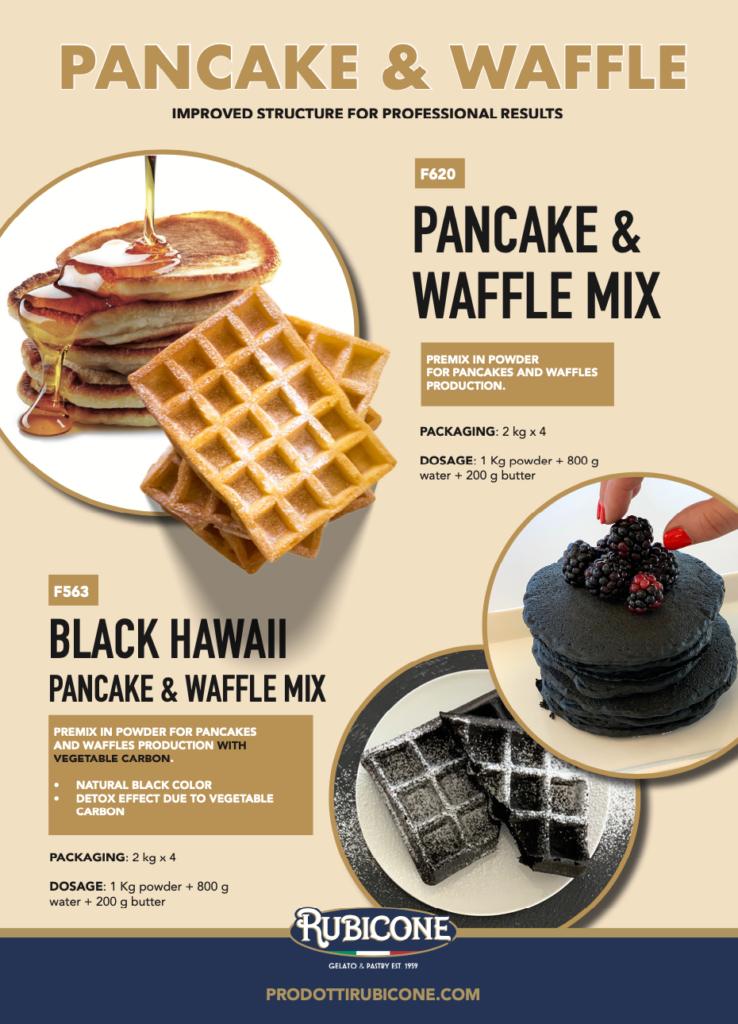 Cover pancake - FLYER PANCAKE