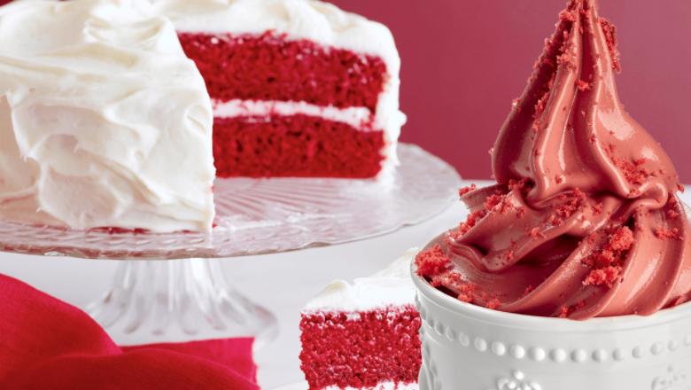 doft red velvet - Soft gelato