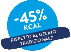 BOLLINO NO SUGAR ADDED CALORIE ITA - Fit gelato