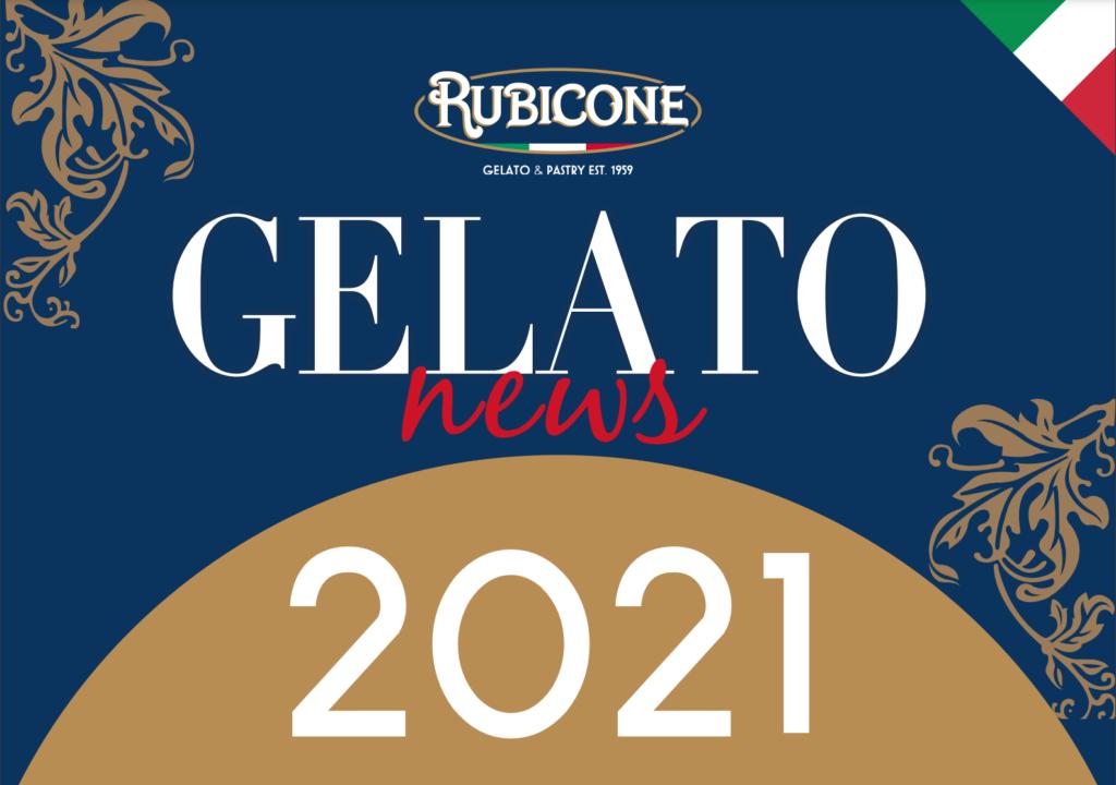 Copertina Gelato News 2021 IT - Prodotti Rubicone